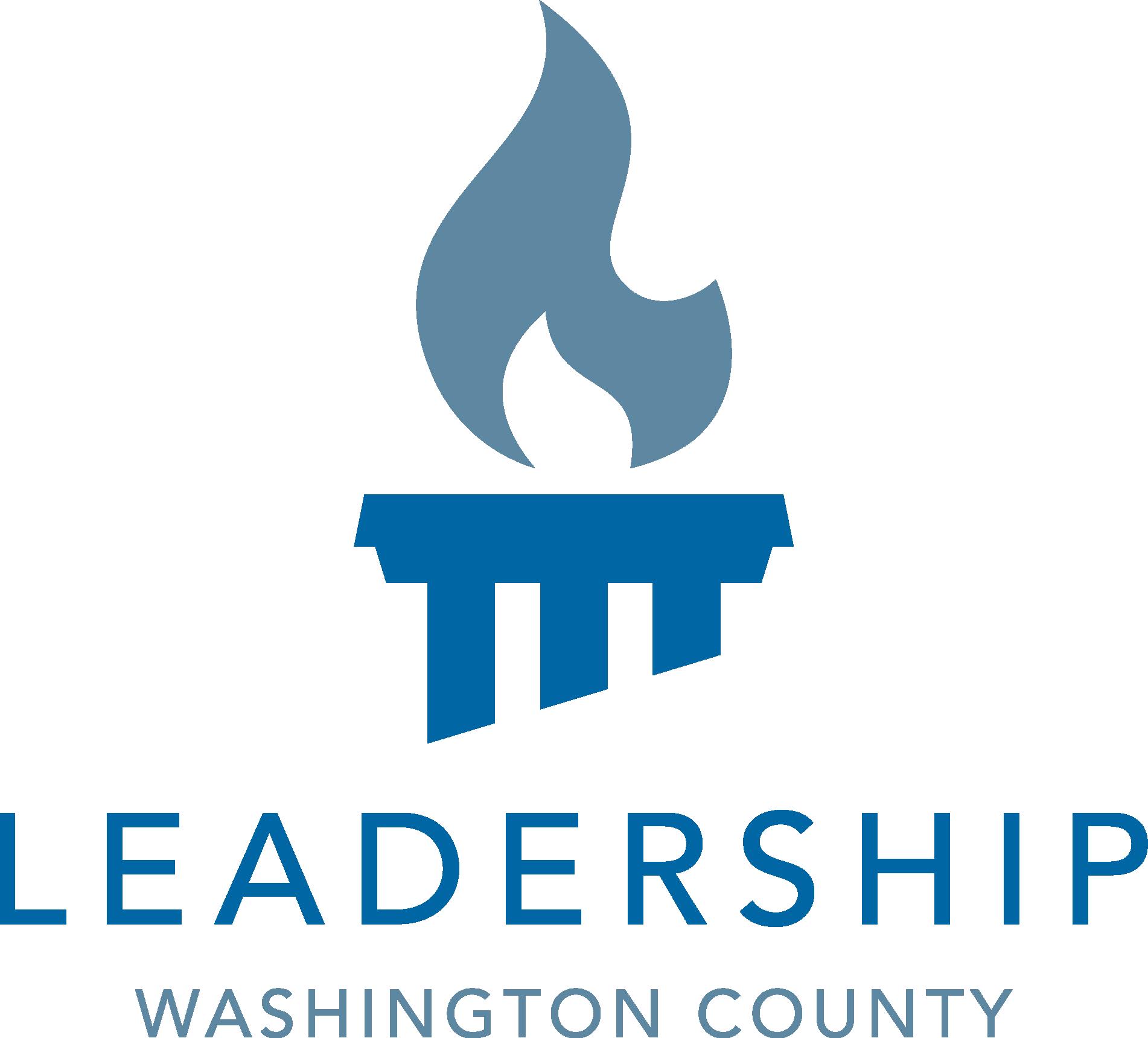 Logo for Leadership Wash. Co