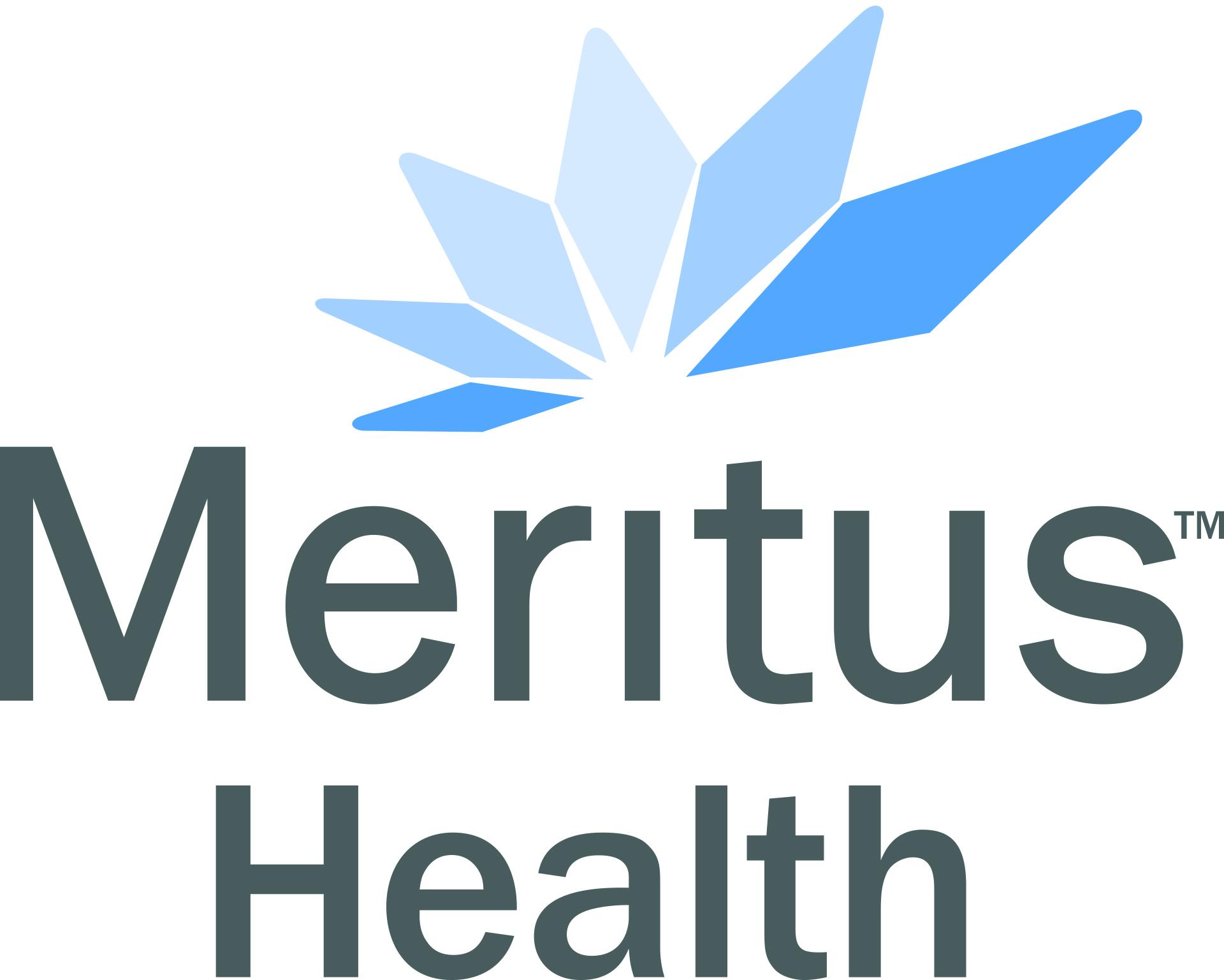 Logo for Meritus Health