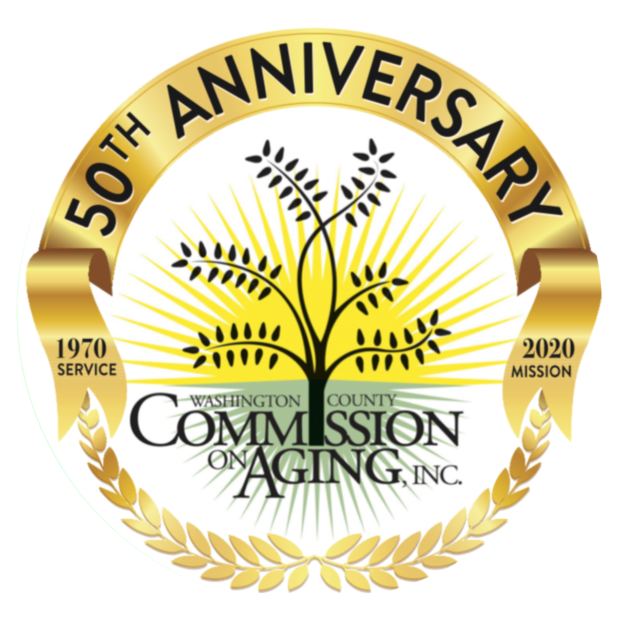 Logo for Commission on Aging