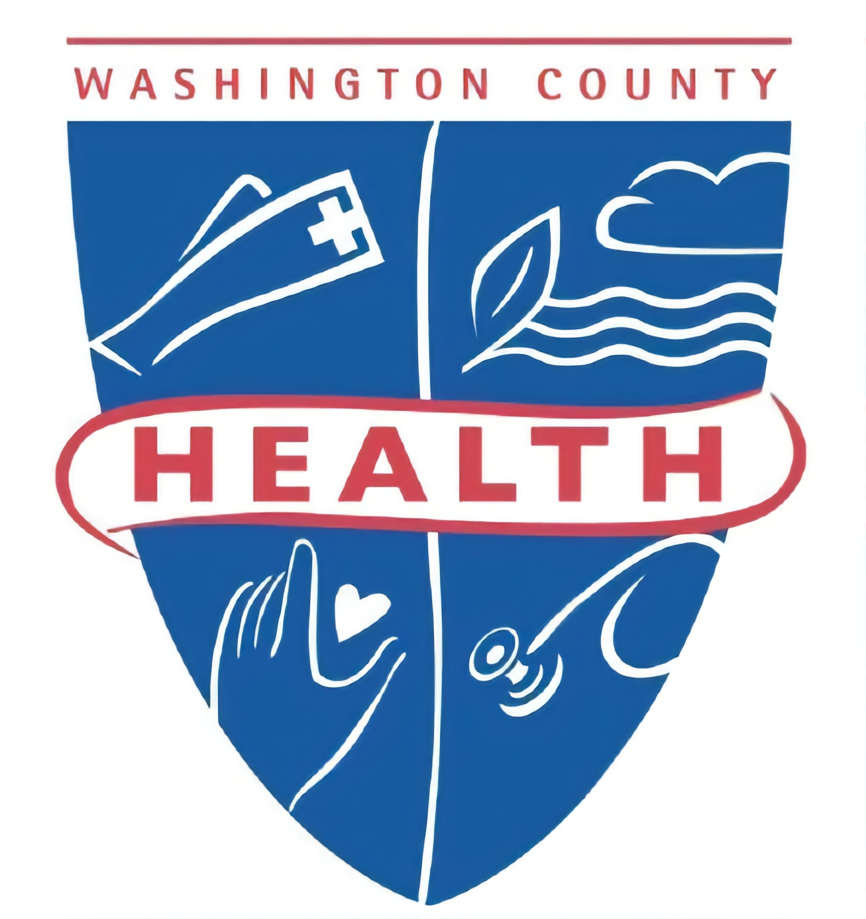 Logo for W.C. Health Department