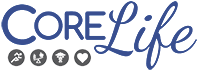 Logo for Core Life